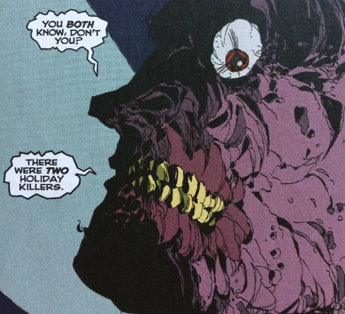 Lesson Plans Batman: The Long Halloween