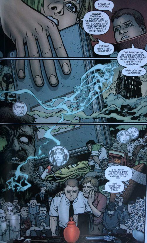 Tylers Grief - Matt Reads Comics