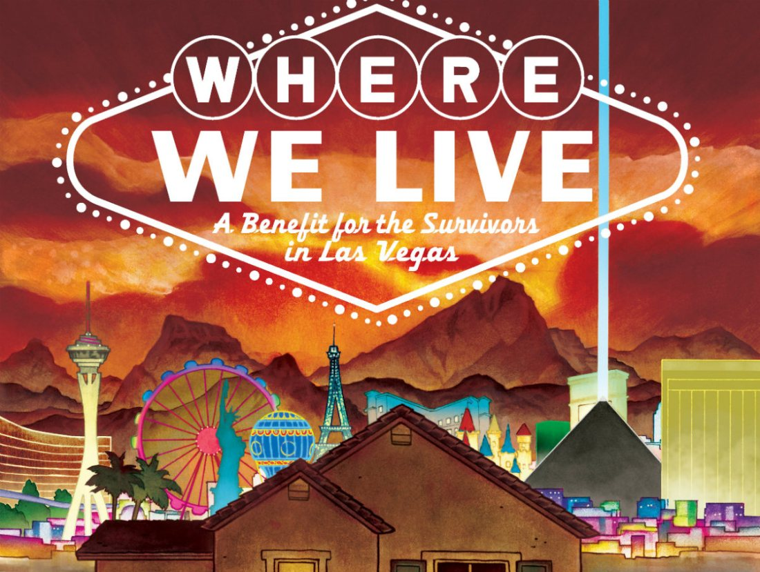 Where We Live Cover Featured - Matt Reads Comics