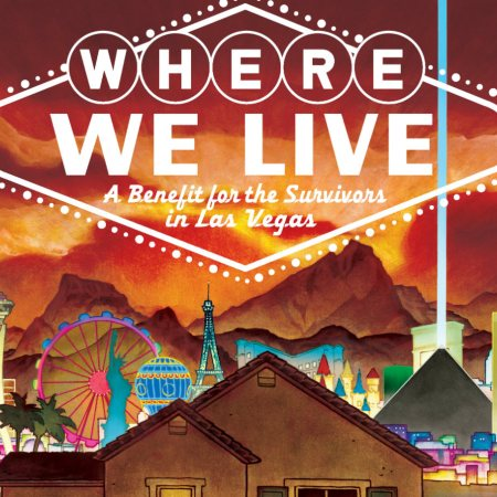 Where We Live Cover Featured - Matt Reads Comics