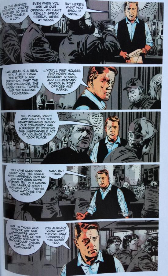 Shaken Not Deterred 1 - Matt Reads Comics