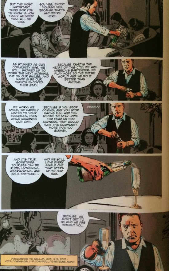 Shaken Not Deterred 2 - Matt Reads Comics