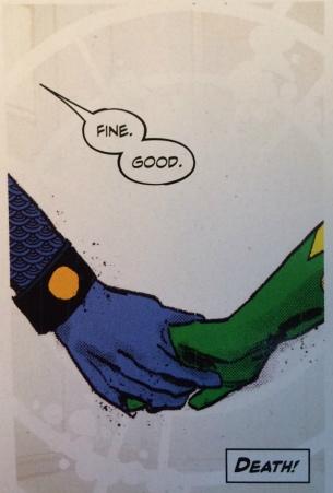 Acceptance - The Life Equation - Mister Miracle - Mitch Gerads - Matt Reads Comics