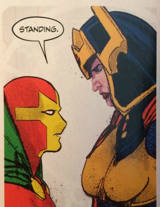 Altruism - The Life Equation - Mister Miracle - Mitch Gerads - Matt Reads Comics