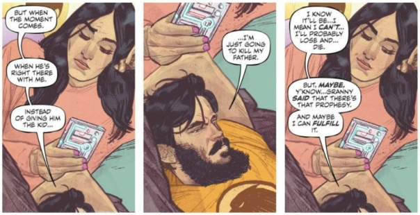 Caution - The Life Equation - Mister Miracle - Mitch Gerads - Matt Reads Comics