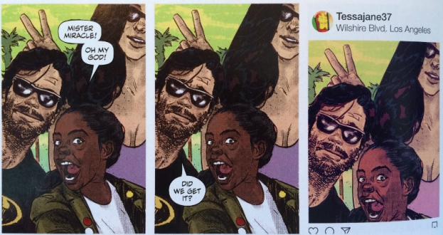 Commendation - The Life Equation - Mister Miracle - Mitch Gerads - Matt Reads Comics