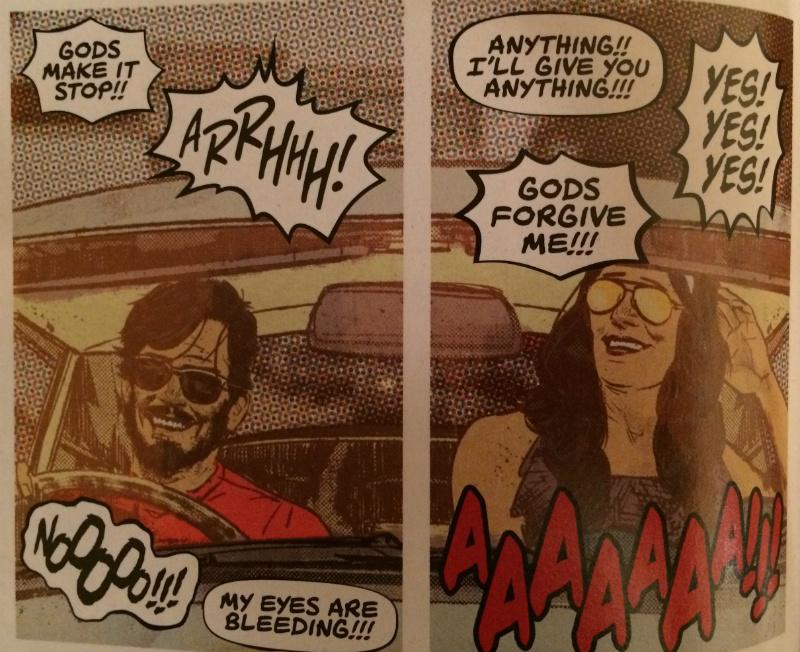 Companionship - The Life Equation - Mister Miracle - Mitch Gerads - Matt Reads Comics
