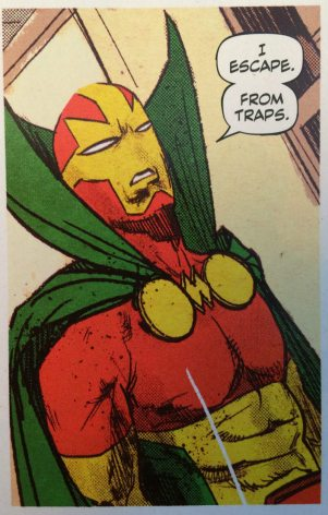 Life Equation - Assurance - Mister Miracle - Mitch Gerads - Matt Reads Comics