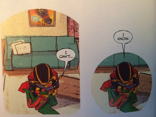 Sympathy - The Life Equation - Mister Miracle - Mitch Gerads - Matt Reads Comics