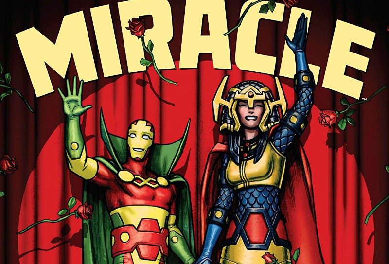 The Life Equation - Mister Miracle - Derington - Matt Reads Comics