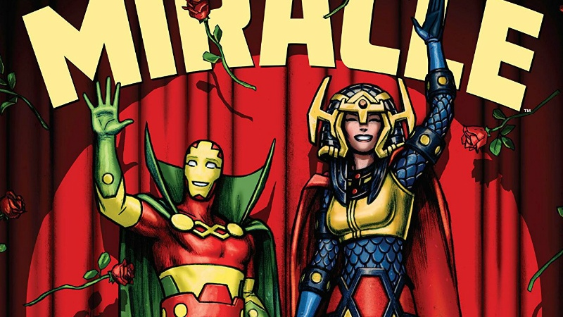 The Life Equation - Mister Miracle - Derington - Matt Reads Comics