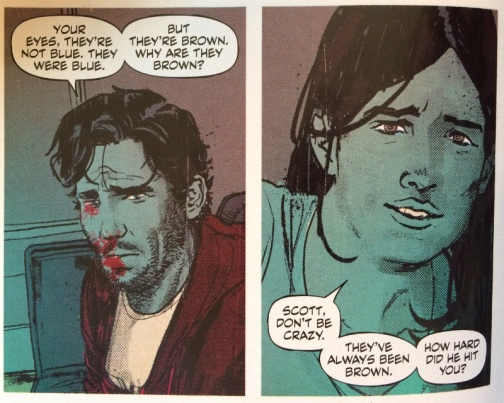 Truth - The Life Equation - Mister Miracle - Mitch Gerads - Matt Reads Comics
