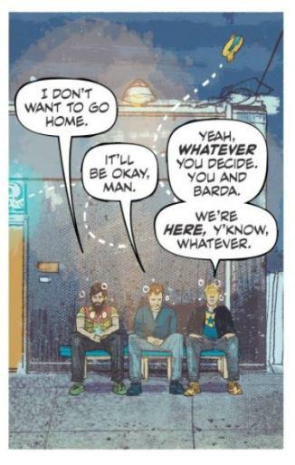 Understanding - The Life Equation - Mister Miracle - Mitch Gerads - Matt Reads Comics