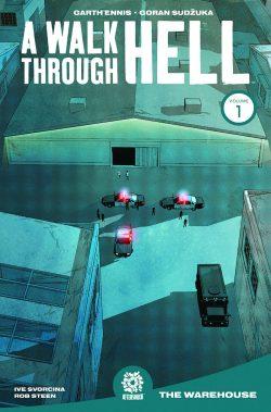 A Walk Through Hell Vol 1 - Matt Reads Comics