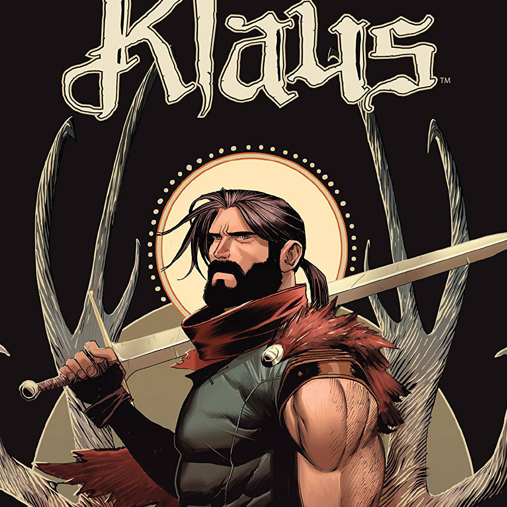 Klaus Featured Image Dan Mora - Matt Reads Comics