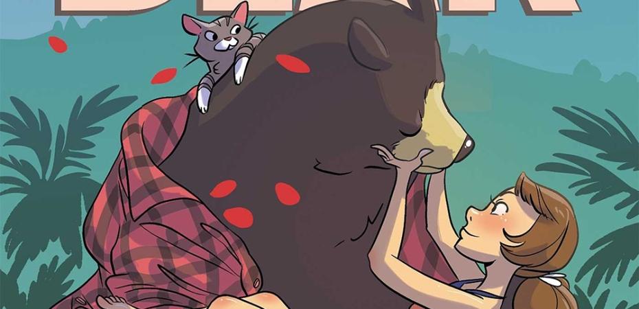 My Boyfriend Is a Bear Featured Image - Matt Reads Comics