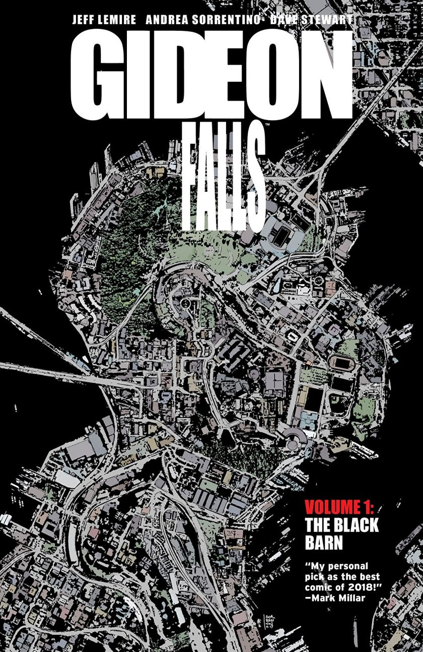 Gideon Falls Vol 1 Cover - Matt Reads Comics