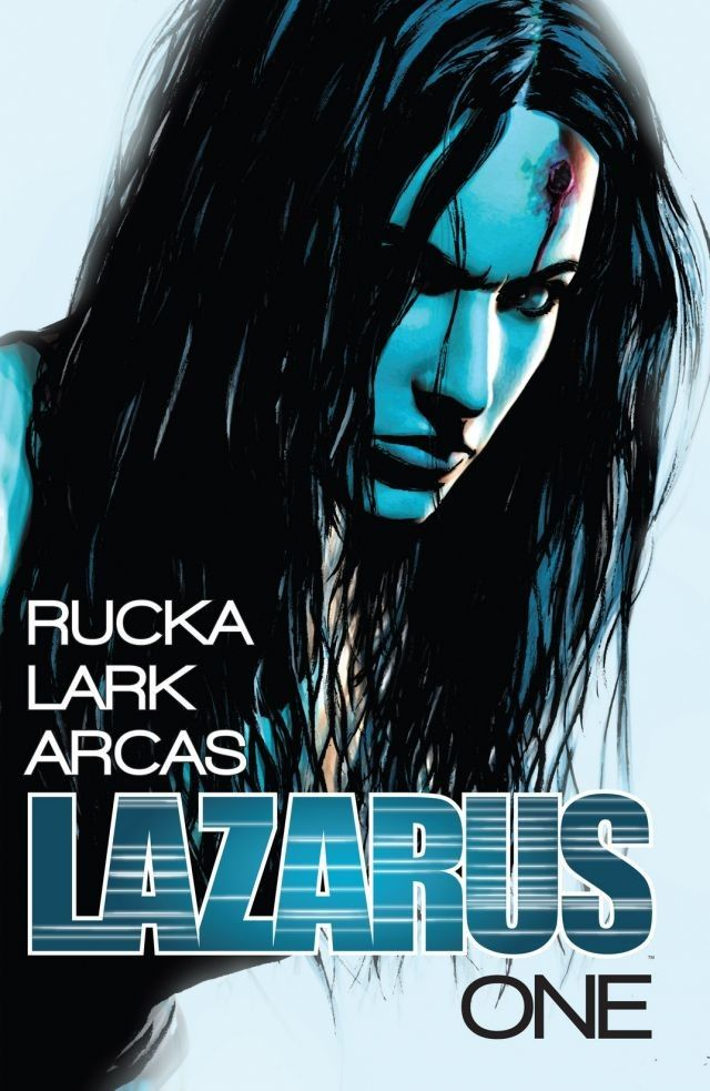 Lazarus Vol 1 Cover - Matt Reads Comics