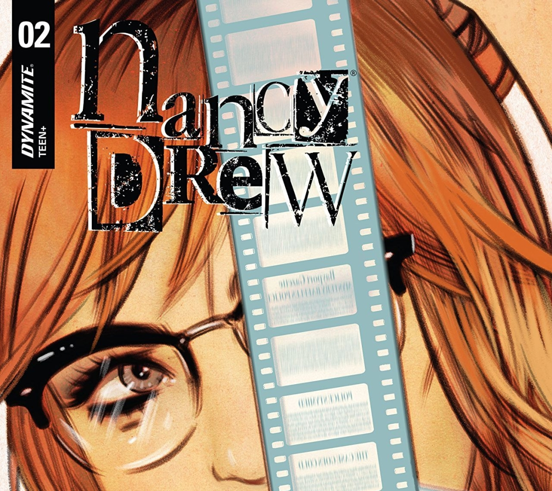 nancy drew 2 cover dynamite humble bundle - matt reads comics