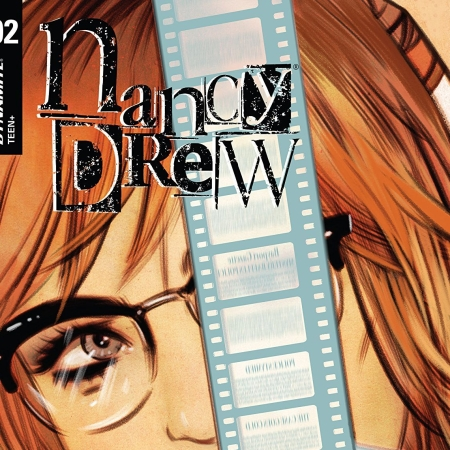 nancy drew 2 cover dynamite humble bundle - matt reads comics