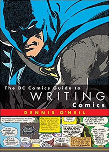 The DC Comics Guide to Writing Comics - Matt Reads Comics