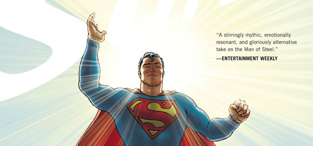 All Star Superman Cover Featured