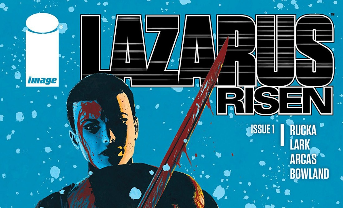 Lazarus Risen Featured Image Matt Reads Comics