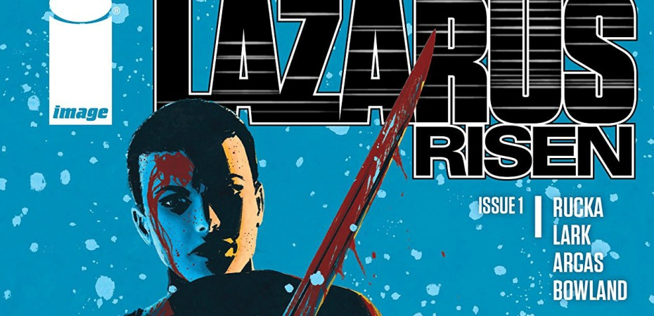 Lazarus Risen Featured Image Matt Reads Comics