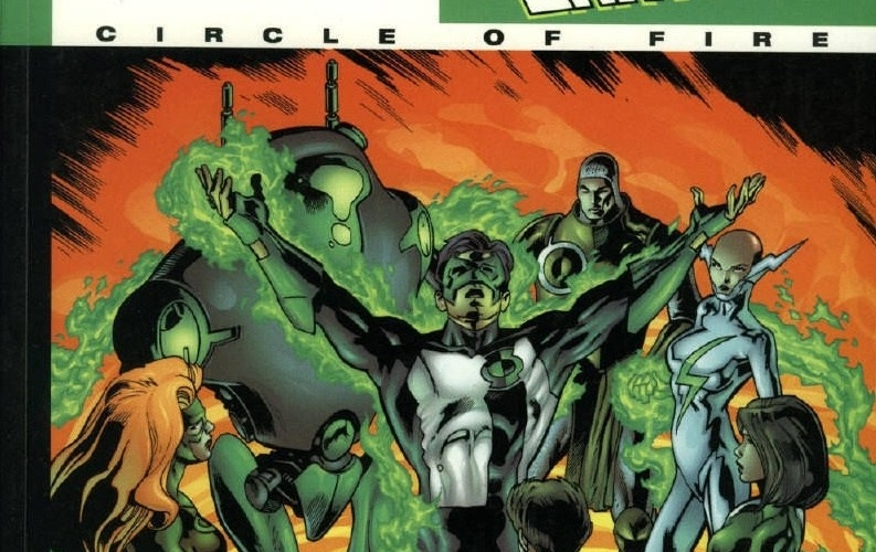 Green Lantern Circle of Fire Featured Image