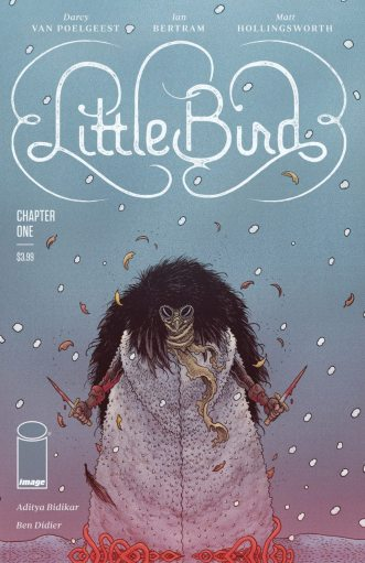 Little Bird 1 Cover Bertram Hollingsworth