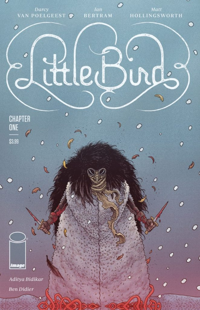 Little Bird 1 Cover Bertram Hollingsworth