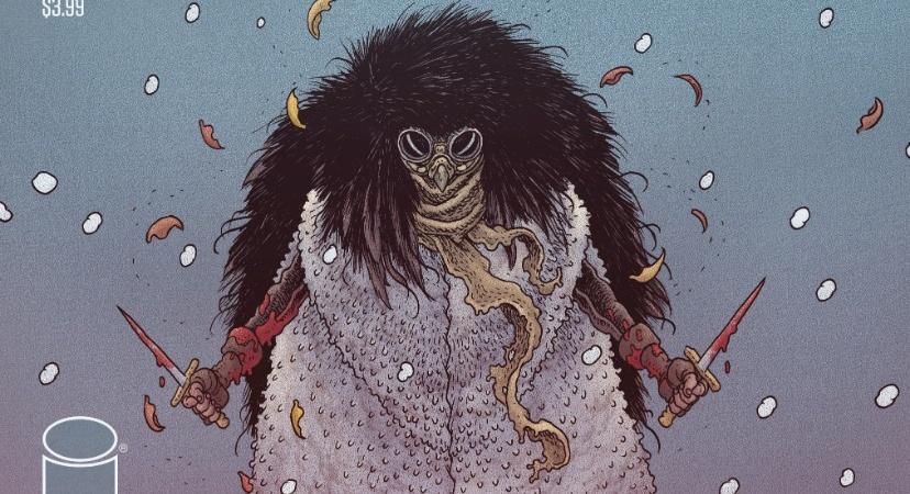 Little Bird Featured Image - Matt Reads Comics