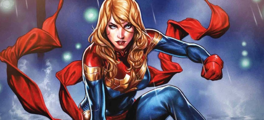 Captain Marvel 9 Cover Featured