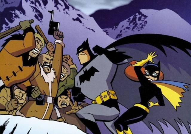 Batman Gotham Adventures 9