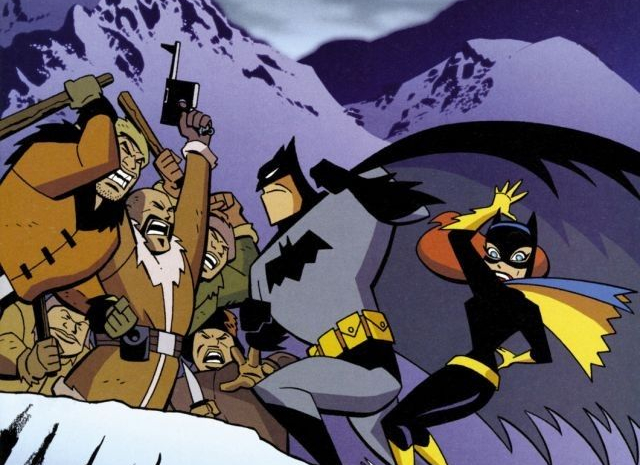 Batman Gotham Adventures 9