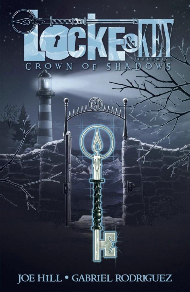 Locke & Key Vol 3 Cover Crown of Shadows