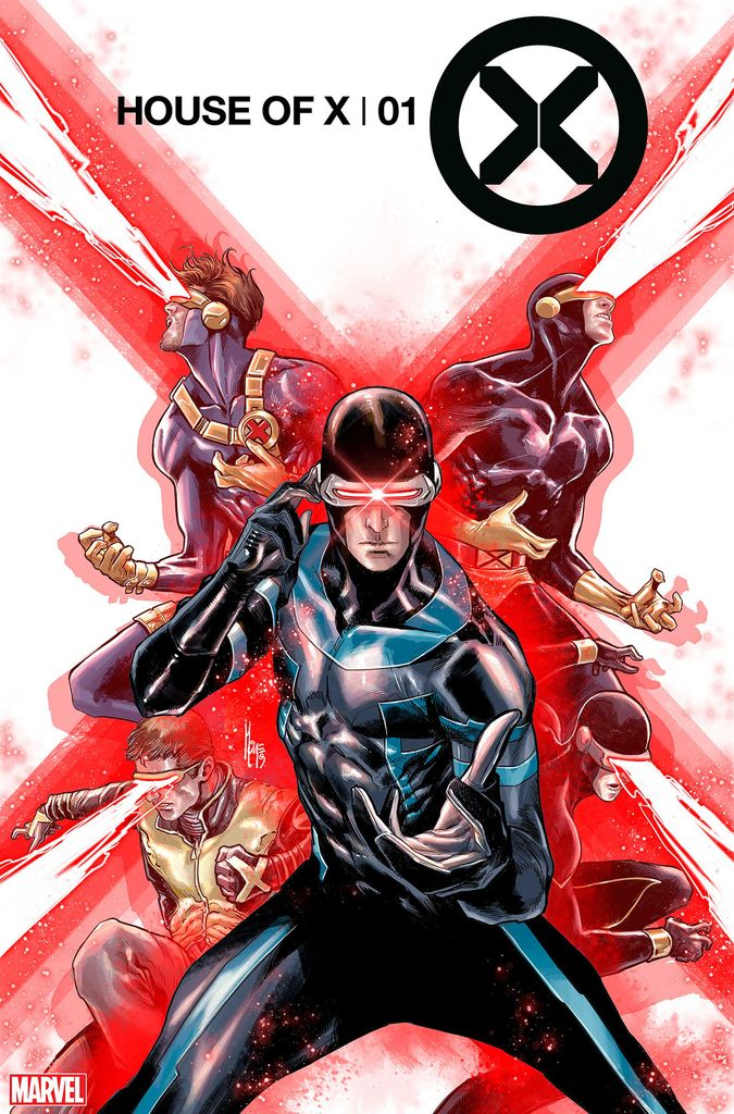 cyclops character decade variant house of x