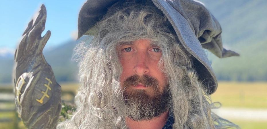 Chip Zdarsky Wizard