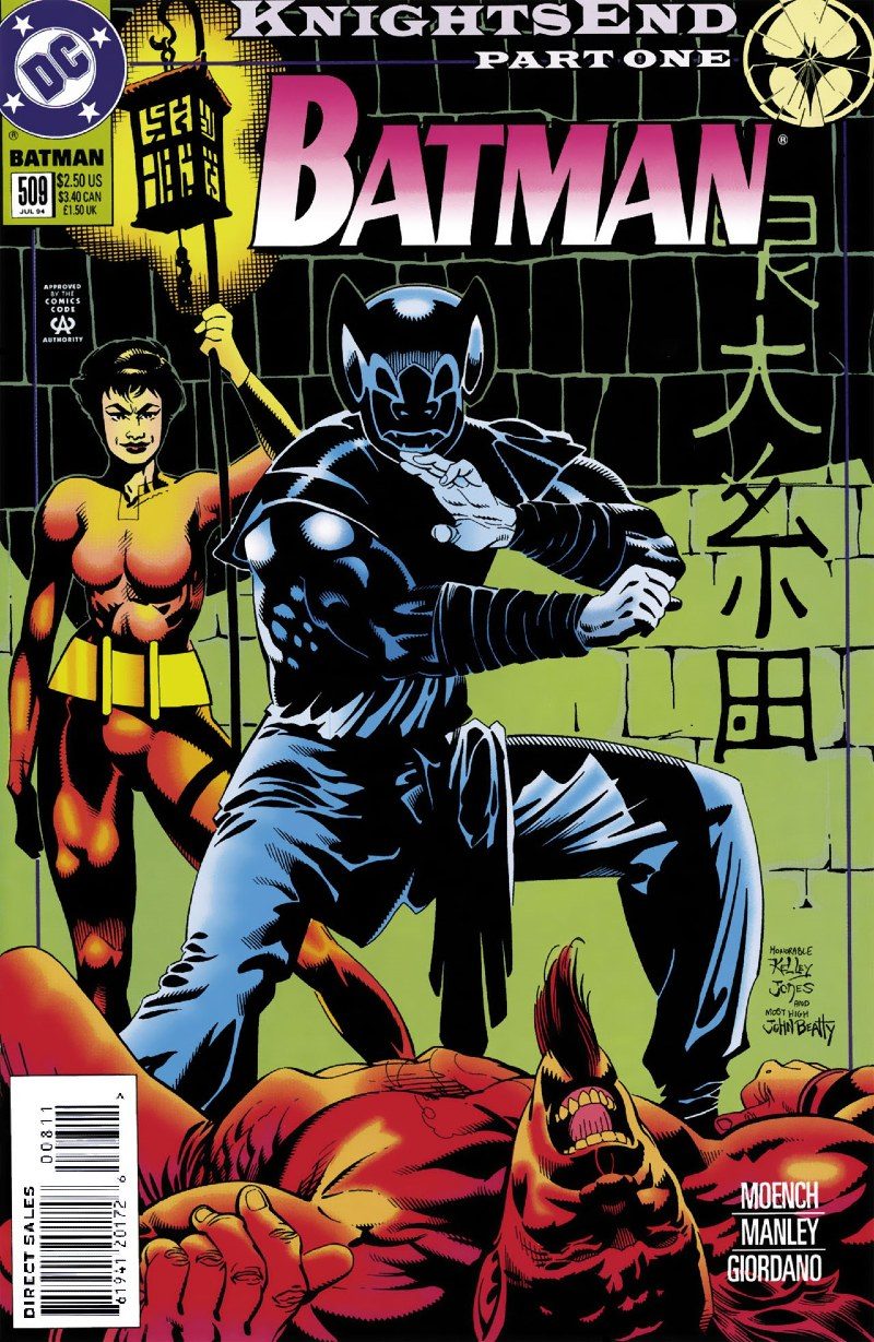KnightsEnd Part 1 Cover
