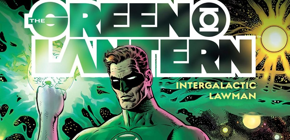 The Green Lantern Vol 1 Featured Image