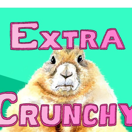 Extra Crunchy Fun Front Cover Cropped