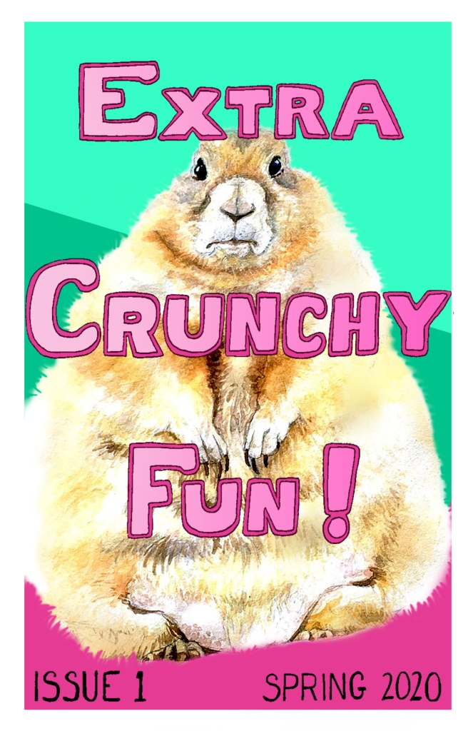 Extra Crunchy Fun Vol 1 Issue 1 Cover