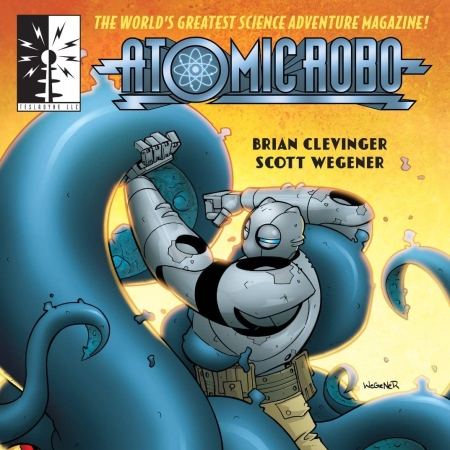 Atomic Robo Shadow Beyond Time Featured