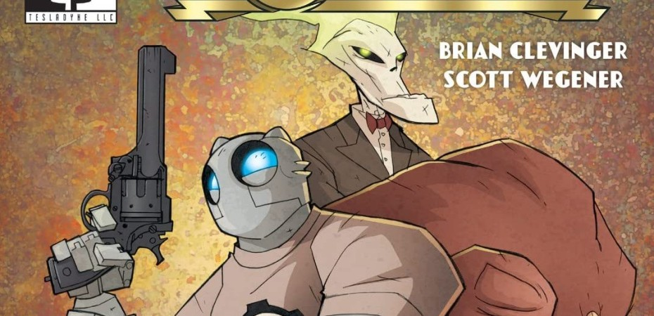 atomic robo other strangeness featured image