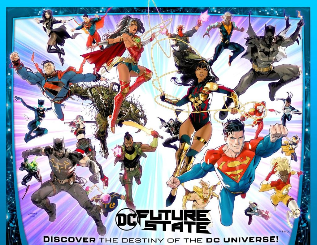 DC Future State Teaser Featured Image
