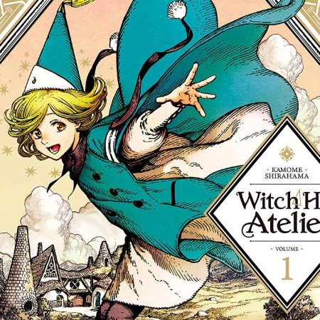 witch hat atelier vol 1 featured