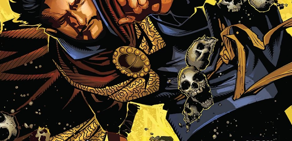 Doctor Strange Way of the Weird Featured Image Bachalo