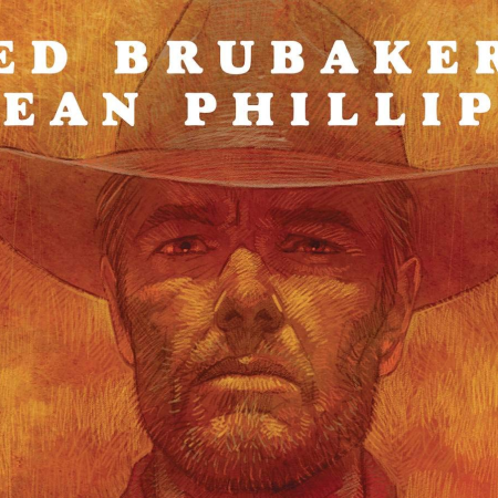 Pulp Comic Cover Brubaker Phillips
