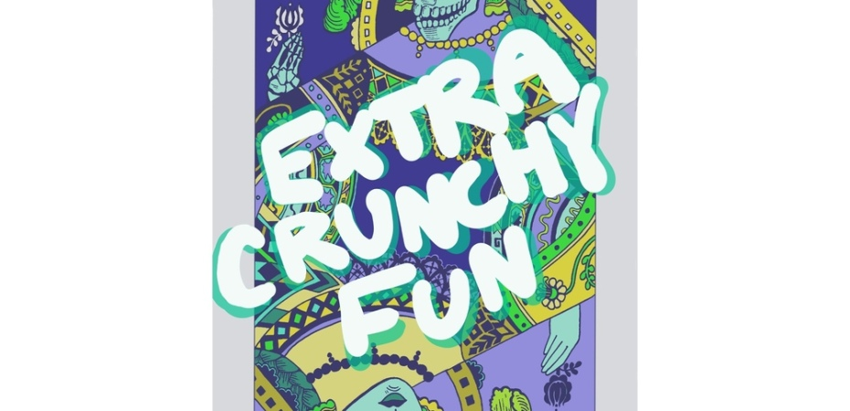Extra Crunchy Fun 4 Cover