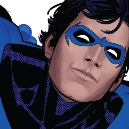 nightwing 78 second print cover featured